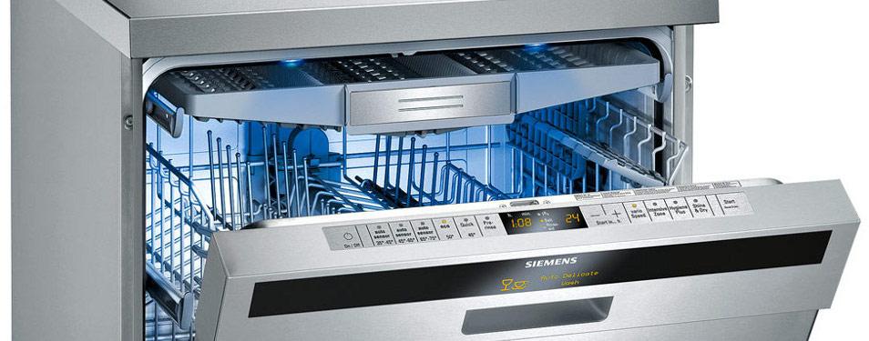 Nõudepesumasinate remont